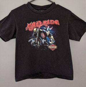 Harley Davidson Hollywood black T-shirt